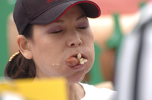 How Much Time Hot Dog Eating Contest